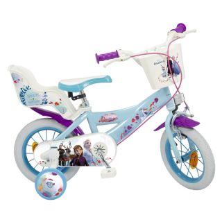 Bicicleta infantil Frozen 12