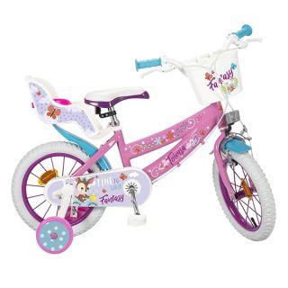 Bicicleta infantil Toimsa Fantasy Walk 12