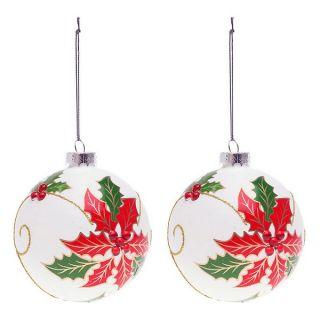 Bolas de Navidad (2 pcs) 112100