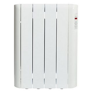 Emisor Térmico Digital Fluido (4 cuerpos) Haverland RCE4S 600W Blanco