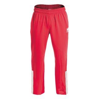 Pantalón de Chándal para Adultos Luanvi Quebec Rojo Talla XXXXL