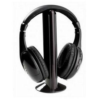 Auriculares Inalámbricos BRIGMTON BAI-220 Negro