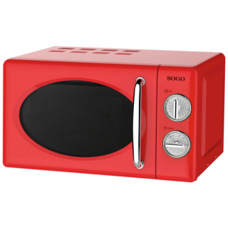 Microondas Sogo HOR-SS-890 20 L 700W Rojo