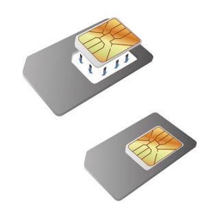 Adaptador de Tarjeta Nano SIM a SIM KSIX