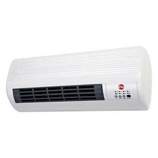 Calefactor Split Cerámico de Pared Grupo FM TS2001 2000W Blanco
