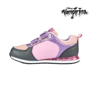 Zapatillas Deportivas con LED Vampirina 74050 Lila Rosa Talla Calzado 27