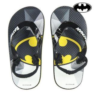 Chanclas para Niños Batman Talla Calzado 33