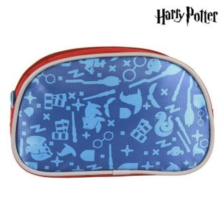 Neceser Escolar Harry Potter Azul