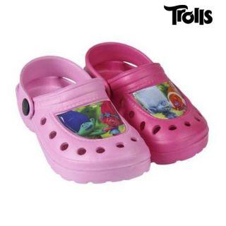 Zuecos de Playa Trolls 72406 Color Fucsia Talla Calzado 27