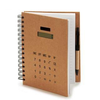 Cuaderno de Notas Pincello (2,5 x 21 x 18 cm) Calculadora
