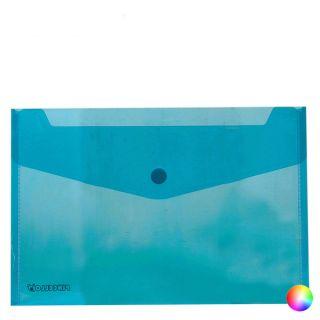 Sobres Pincello (1 x 24 x 36,5 cm) Organizador Plástico Velcro