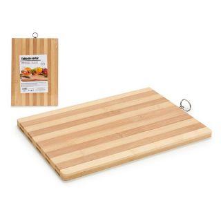 Tabla de Cocina de Bambú (24 x 13 x 34,5 cm)