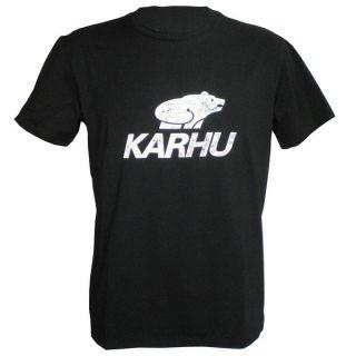 Camiseta de Manga Corta Hombre Karhu T-PROMO 1 Negro (Talla s)