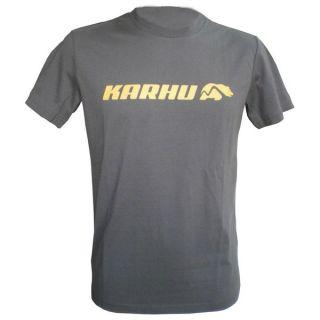 Camiseta de Manga Corta Hombre Karhu T-PROMO 2 Gris (Talla s)