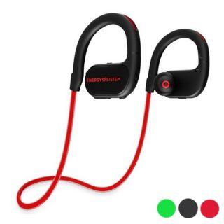 Auriculares Deportivos con Micrófono Energy Sistem Running 2 Bluetooth 4.2 100 mAh Rojo