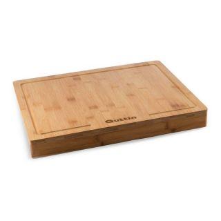 Tabla de Cortar Quttin Bambú (45 X 35 cm)