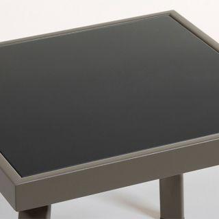 Muebles de jardín (3 pcs) Aluminio