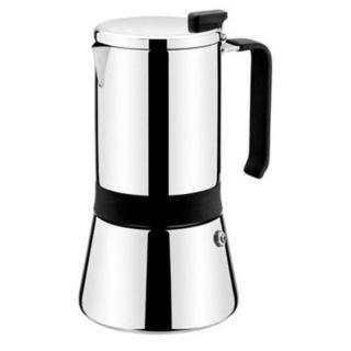 Cafetera Italiana Monix M770006 (6 tazas) Acero inoxidable