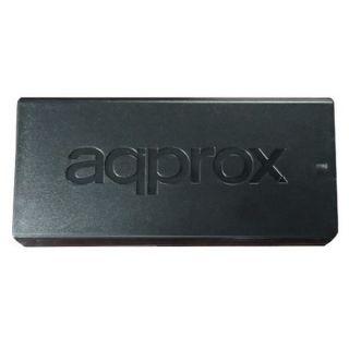 Cargador para Notebooks approx! APPUA100BRCP 100W 9 tips USB 5VDC
