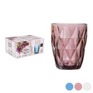Vaso de Cristal La Mediterránea Syros (270 ml) Color Morado