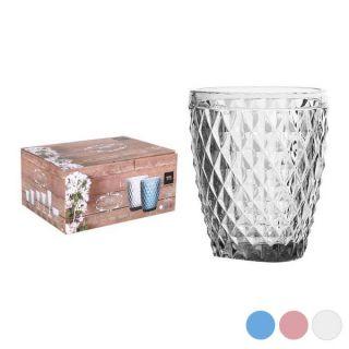 Vaso de Cristal La Mediterránea Sidari (270 ml) Color Transparente