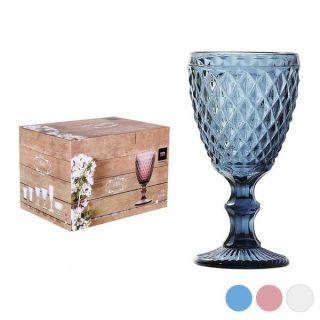 Copa La Mediterránea Sidari Cristal (350 Ml) Color Transparente
