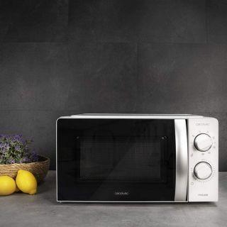 Microondas con Grill Cecotec ProClean 2110 20 L 700W Blanco