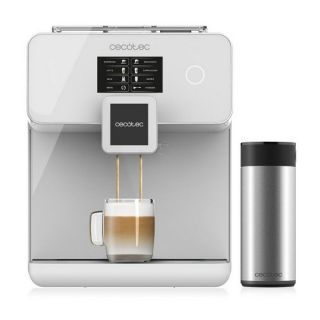 Cafetera Eléctrica Cecotec Power Matic-ccino 8000 Touch 1,7 L 1500W Blanco