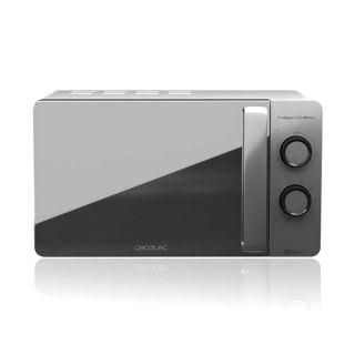 Microondas con Grill Cecotec ProClean 3160 20 L 700W Plateado