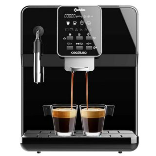 Cafetera Express de Brazo Cecotec Power Matic-ccino 6000 1,7 L 19 bar LCD 1350W Color Negro