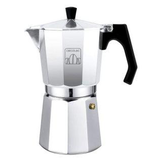 Cafetera Italiana Cecotec Cumbia Mimoka 300 Shiny 150 ml (3 Tazas)