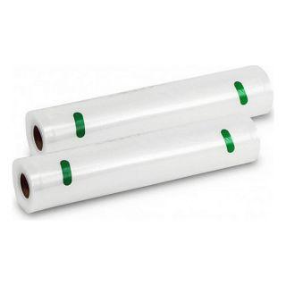 Rollos Universales para Envasadora al Vacío Cecotec (2 pcs) Tamaño 28 x 600 cm