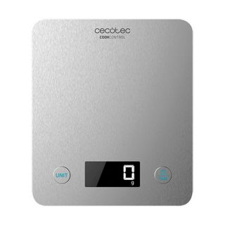 Báscula de Cocina Cecotec CookControl 10000 Connected 5 Kg LCD