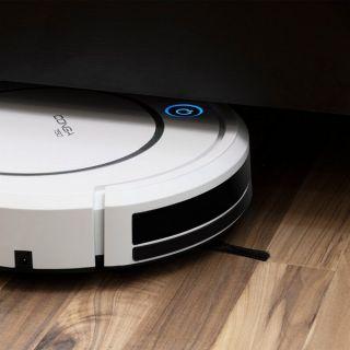 Robot Aspirador Cecotec Conga 750 300 ml 70 dB Blanco