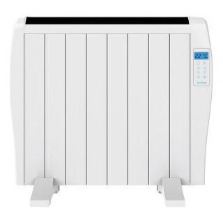 Emisor Térmico Digital (8 cuerpos) Cecotec Ready Warm 1800 Thermal 1200W Blanco