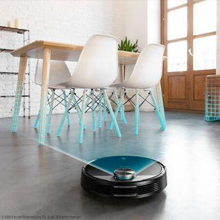 Robot Aspirador Cecotec Conga 3390 2300 Pa 3200 mAh WiFi Negro