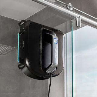 Robot Limpiacristales Inteligente Cecotec Conga WinDroid 970 Negro