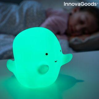 Lámpara Fantasma LED Multicolor Glowy InnovaGoods