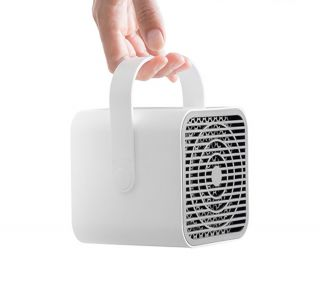 Mini Calefactor Eléctrico Portátil HeatCube InnovaGoods 500W