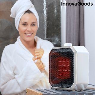 Calefactor Cerámico Portátil Sakhan InnovaGoods 1500W