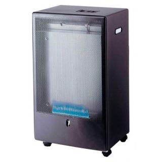 Estufa de Gas Vitrokitchen BF4200 4200W Negro