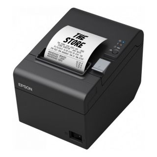 Impresora de Tickets Epson TM-T20III 203 dpi 250 mm/s LAN Negro