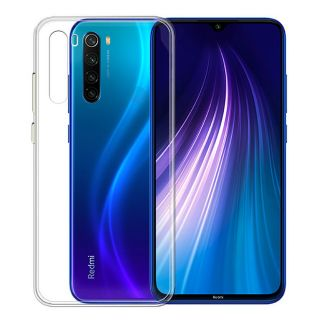Note 8T Funda Transparente