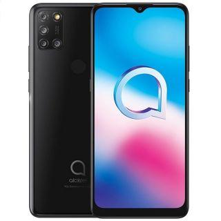 Smartphone Móvil Alcatel 3X 4 Camaras 6GB + 128GB Negro 5000mAh