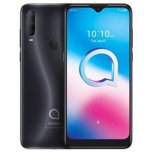 Smartphone Móvil Alcatel 3L 2020 4GB + 64GB Negro