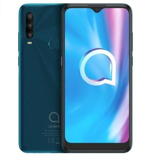 Smartphone Móvil Alcatel 1SE 2020 Verde 6.22