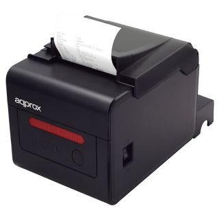 Impresora de Tickets Térmica Wifi Approx Apppos80Wifi - 203Dpi - 230Mm/S - Papel 80Mm - Corte Automático - Usb + Rj11