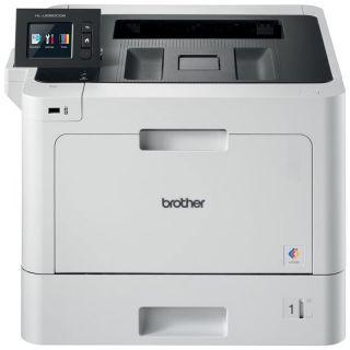 Impresora Láser Color Brother Hl-L8360Cdw Wifi/ Dúplex/ Blanca