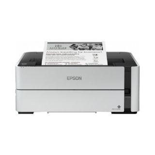 Impresora Recargable Epson Ecotank Et-M1140 Dúplex/ Blanca