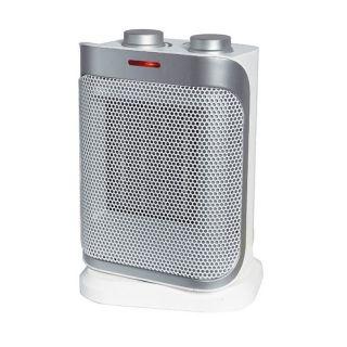 Calefactor  Cerámico Fm Tc-1900 - 1800W - 2 Potencias - Frio/Calor - Temperatura Regulable - Oscilante